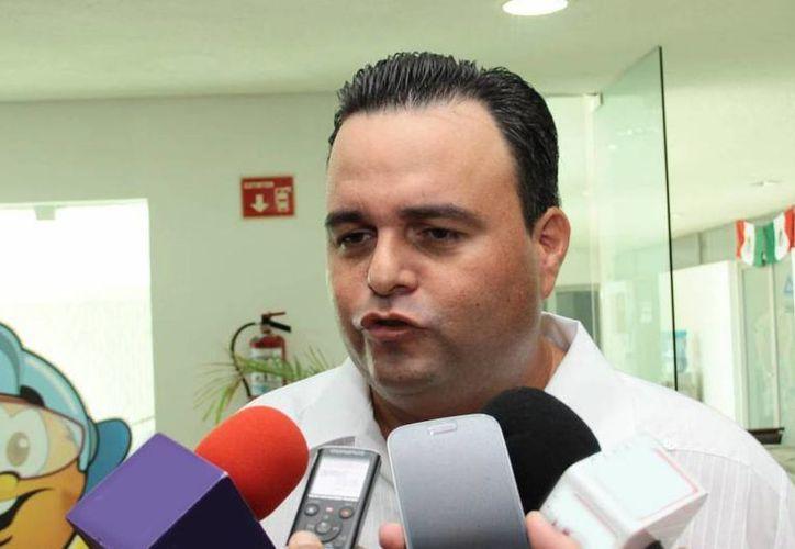 El presidente del Consejo Coordinador Empresarial (CCE), Alvaro Mimenza Aguiar aseguró que pedirán recursos extras para la industria yucateca. (Archivo/SIPSE)