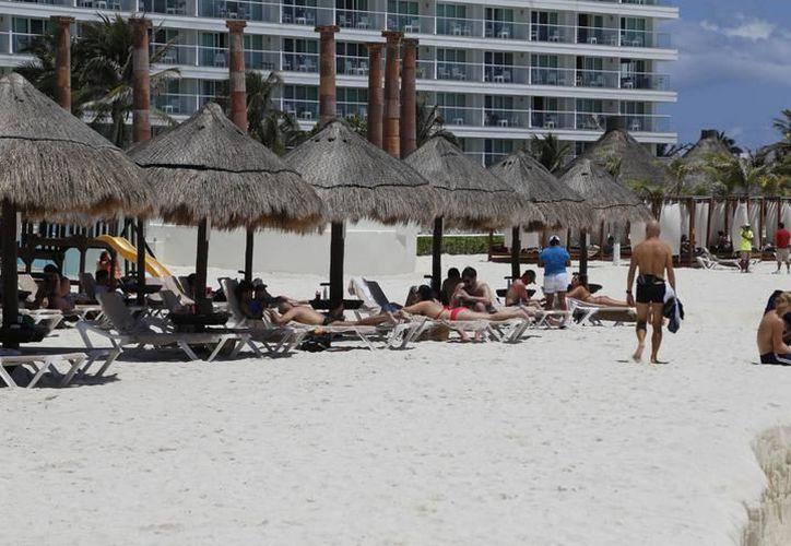 El gobierno ofrece seguridad a los turistas internacionales y nacionales. (Redacción)