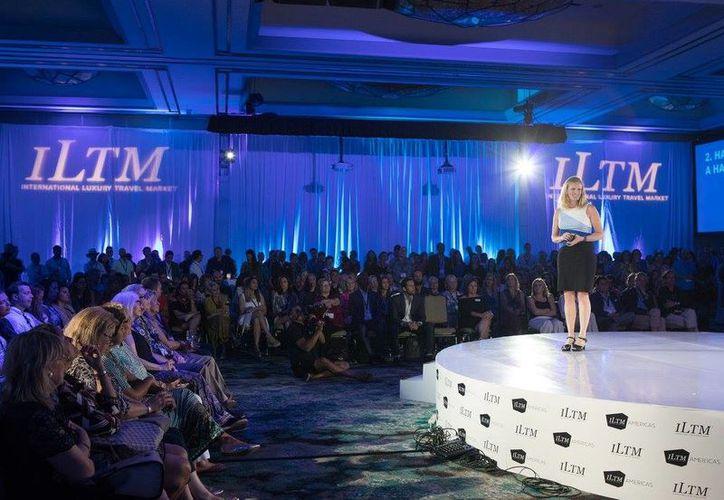 En el primer día del ILTM  llegaran 40 expositores mexicanos y 90 compradores. (Foto: ILTM/Facebook)