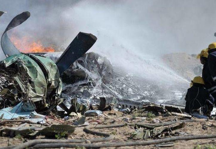 La nave cayó cerca de la 1 de la madrugada (06:00GMT) en una zona rural del municipio de Acandí. (Foto de contexto/Archivo/AP)