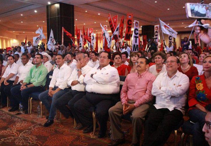 Se realizó el evento en el centro de convenciones Arena Moon Palace. (Luis Soto/SIPSE)