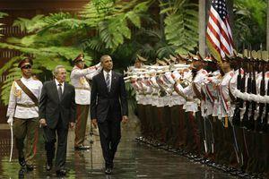 Segundo día de Barack Obama en Cuba