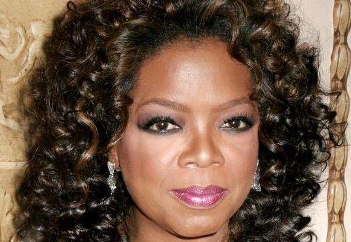 """Oprah obtuvo un 48% de """"influencia"""" por ser """"compasiva"""". (www.healthyceleb.com/Archivo)"""