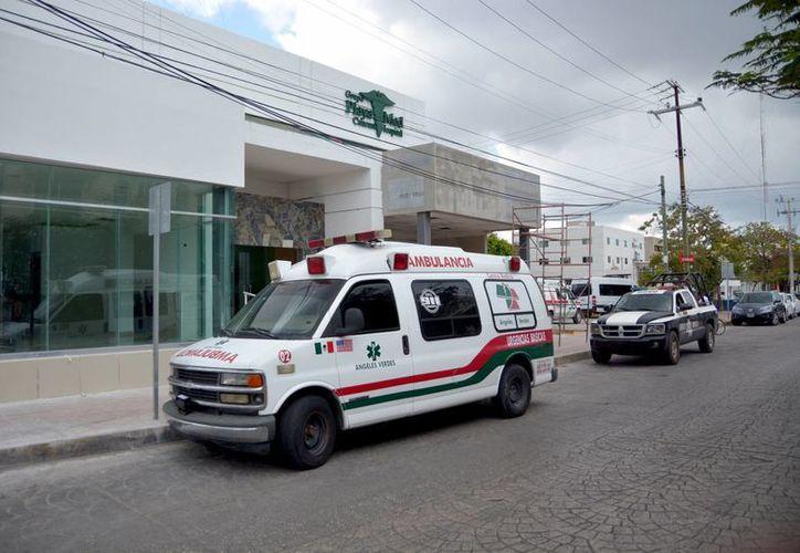 Se busca que ningún paciente termine en un hospital público. (Karim Moisés/SIPSE)
