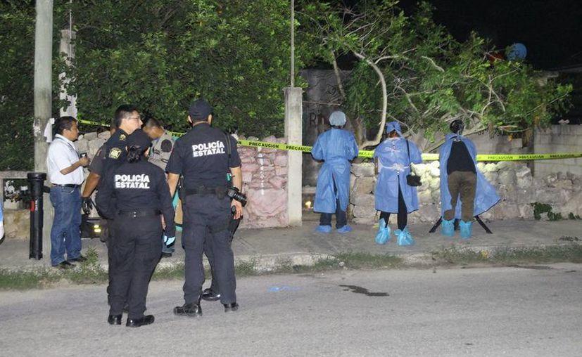El crimen de Marcos sucedió ayer en Kanasín. Lo culparon de la muerte de su compañero de parranda. (Milenio Novedades)