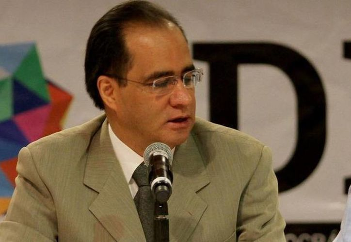 René Bejarano: José Luis Abarca firmó, pero no permitió el mando único en su municipio, porque trabajaba para el crimen organizado. (Notimex/Foto de archivo)