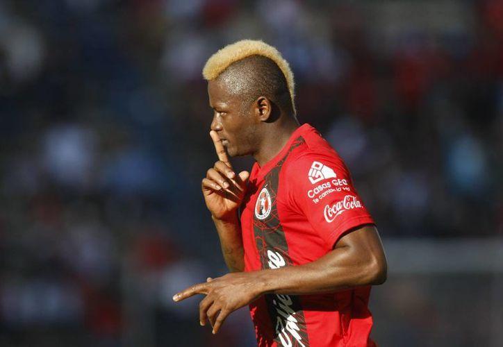 Riascos prefirió al Cruzeiro porque apuesta por el título de la Libertadores. (EFE)