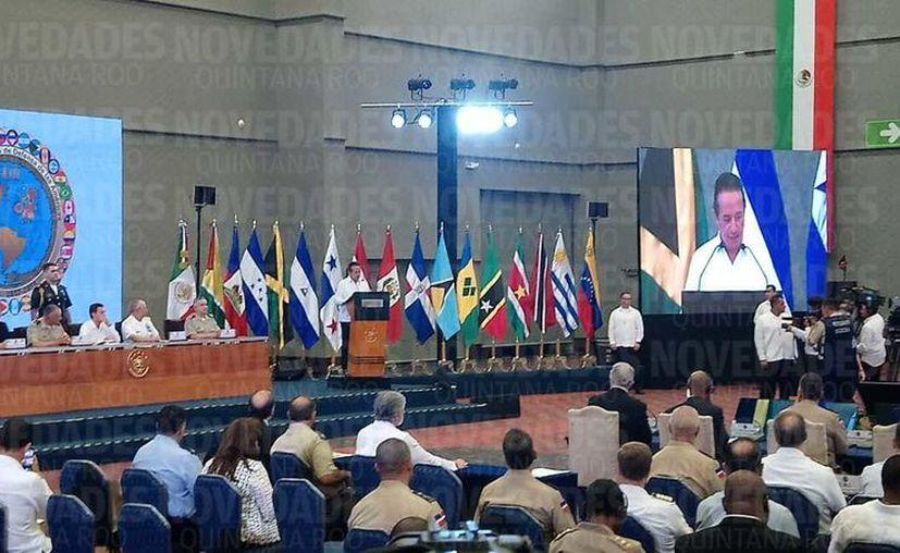 El acto tiene como objetivo promover el conocimiento recíproco y el intercambio de ideas a nivel ministerial. (Eric Galindo/ SIPSE)