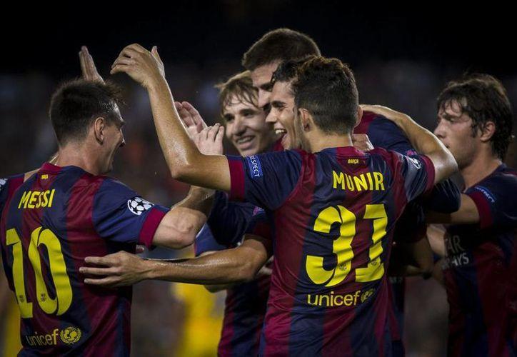 La única posibilidad de que clubes como el Barcelona sigan en la liga española en caso de que Cataluña se independice es que se cambie la ley del deporte de España, algo que se ve difícil por las heridas que dejaría una separación. (Notimex)