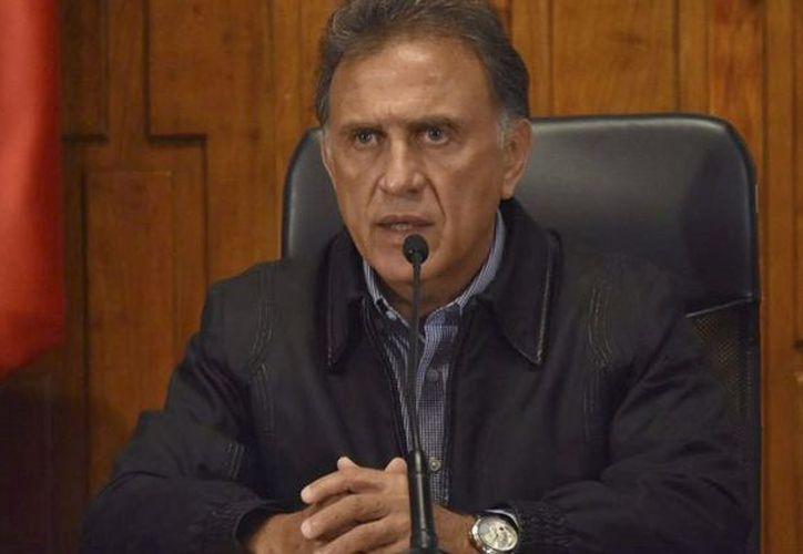 El próximo domingo 6 de agosto el gobernador Miguel Ángel Yunes Linares acudirá ante la Procuraduría General de la República. (Cuartoscuro)