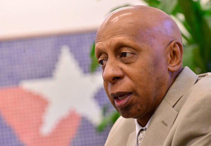 El reconocido disidente cubano Guillermo Fariñas dijo que la represión en la isla podría terminar si hay solidaridad internacional. (Archivo/EFE)