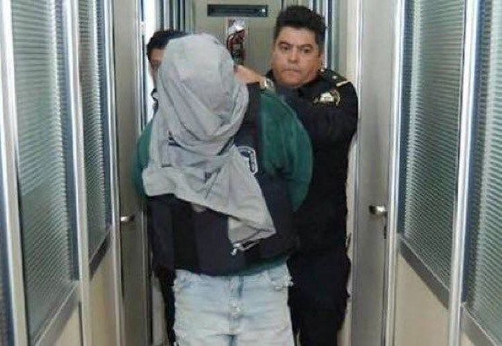 El 'masajista' aceptó haber ultrajado a una joven a la que le estaba dando un masaje de columna.
