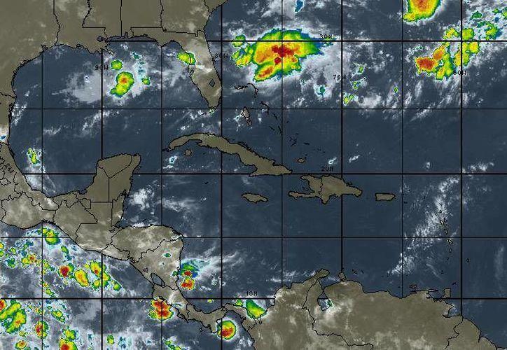 Pronostican que la temperatura máxima en Cancún alcance los 32 grados centígrados. (Cortesía/SIPSE)
