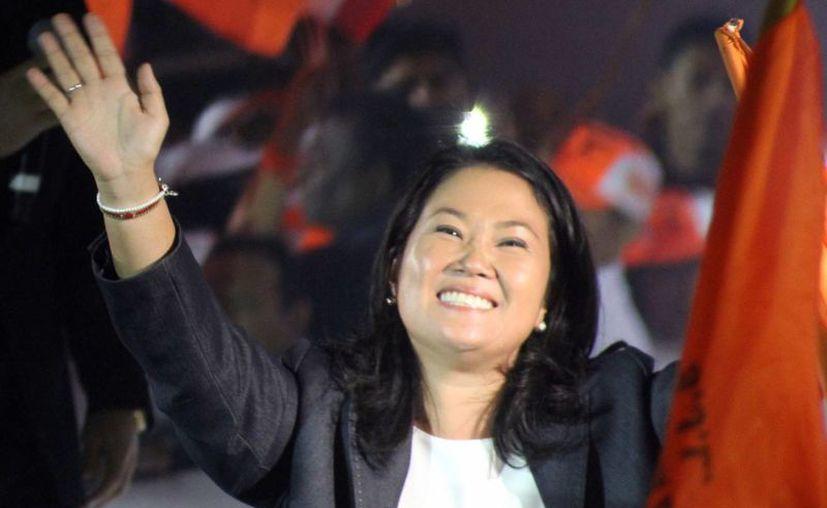 El partido de Keiko Fujimori controlará la próxima legislatura. (Archivo/Notimex)