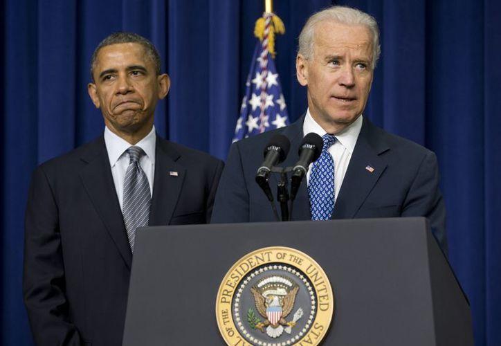 El vicepresidente está decidido a poner freno a la violencia. (Agencias)