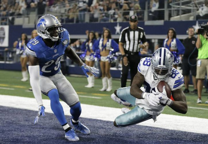 Vaqueros de Dallas obtuvo la victoria en el último partido de temporada regular de la NFL.Detroit necesita ganar la próxima semana para poder avanzar.(Brandon Wade/AP)