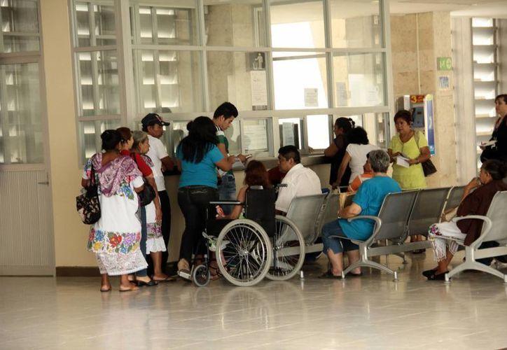 Con el nuevo esquema se facilita la adquisición de medicamentos contra el dolor para pacientes terminales. Imagen de contexto.(Jorge Acosta/SIPSE)