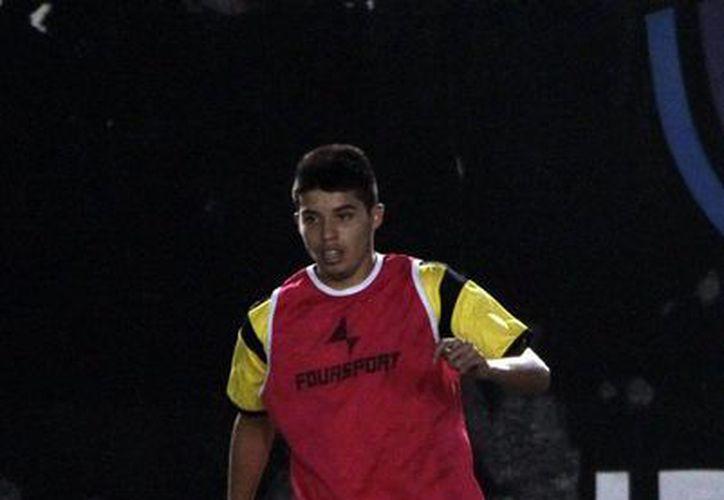 Venados FC se encuentra a tres unidades de la zona de calificación en el Ascenso MX. En la foto, el defensa Bryan Colula. (Milenio Novedades)