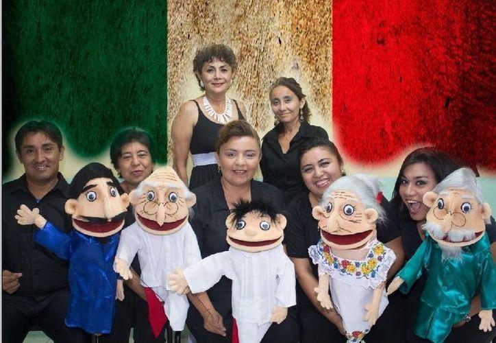 La Coordinación de Educación Artística de la Segey busca fomentar y enriquecer los valores cívicos en los niños del Estado. (Milenio Novedades)