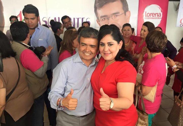 La senadora Diva Gastélum dijo que es un mito que México no esté preparado para ser gobernado por una mujer. (Facebook/Diva Gastélum)