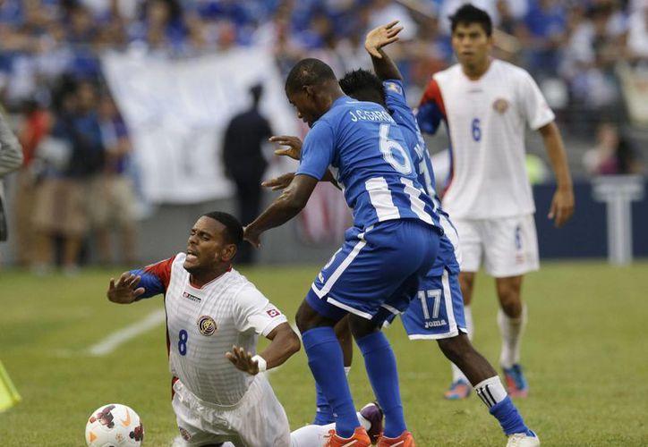 Honduras ya está en semifinales de la Copa Oro 2013. (SIPSE)