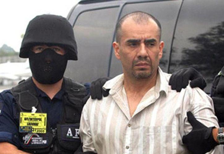 Rafael Cárdenas Vela, 'El Junior', debe pagar una multa de un millón de dólares. (proceso.com.mx)