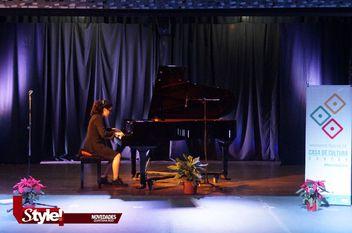 Recital de piano por Estefanía Chávez