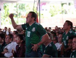 Lapsus: pide Cuauhtémoc Blanco votar por el PAN