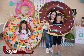 La Donut Party de Alessandra