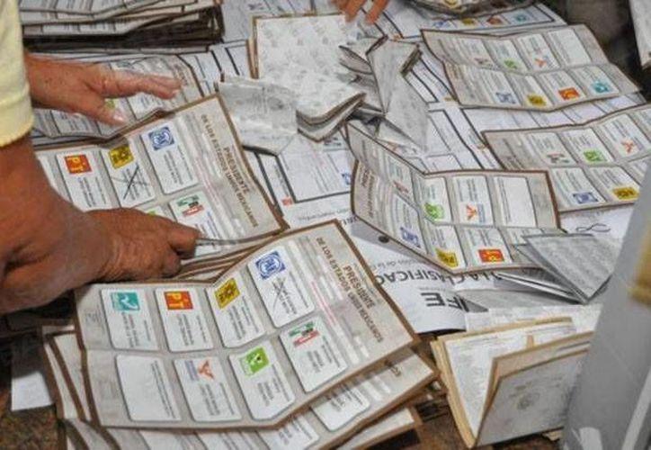 Más de 160 candidatos podrán usar sus apodos en las boletas electorales de Yucatán. (sdpnoticias.com)