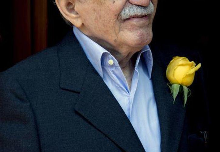 El autor de 'El Amor en los Tiempos del Cólera' permaneció hospitalizado recientemente dos semanas por una neumonía. (Foto: Agencias)