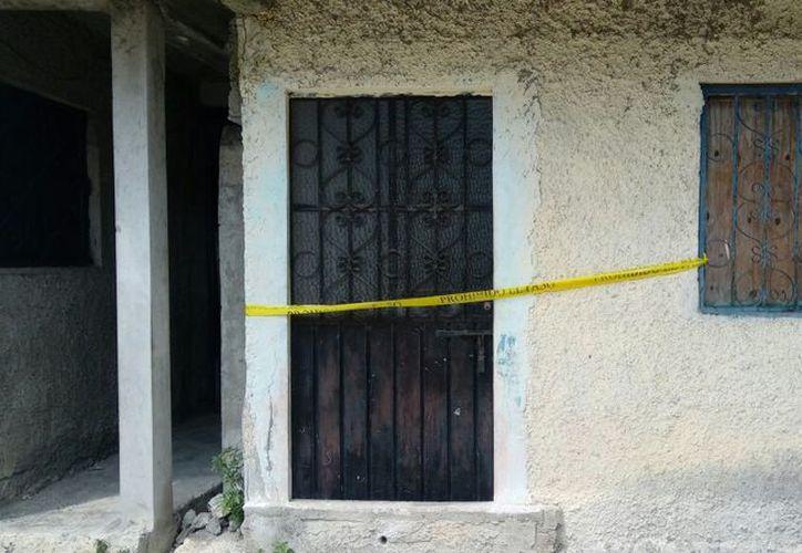 Las autoridades solicitaron que el cuarto se mantuviera cerrado. (Redacción/SIPSE)