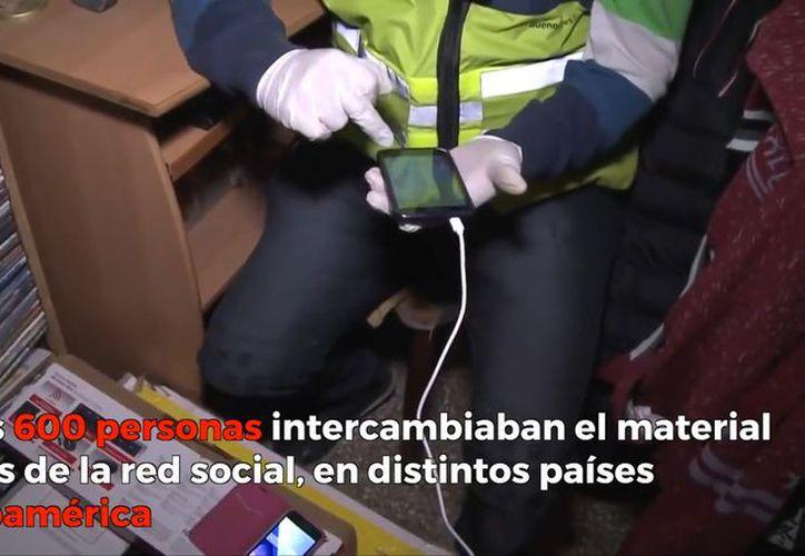 Alerta América es el operativo que mantienen países como México, Estados Unidos, Argentina, Guatemala, El Salvador, Colombia, entre otros. (Foto: captura video)