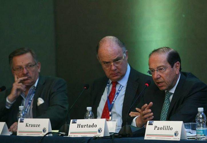 """Krauze señaló que varios estados del país viven una inmensa crisis, de la cual """"no queremos darnos cuenta"""". (sipiapa.org)"""