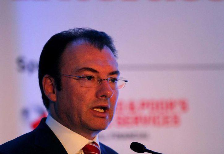 Videgaray resaltó la autonomía del IFAI como uno de los avances en materia de transparencia. (Notimex)