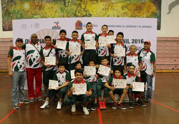 El torneo nacional está programado para el mes de abril en Tuxtla Gutiérrez, Chiapas. (Redacción/SIPSE)