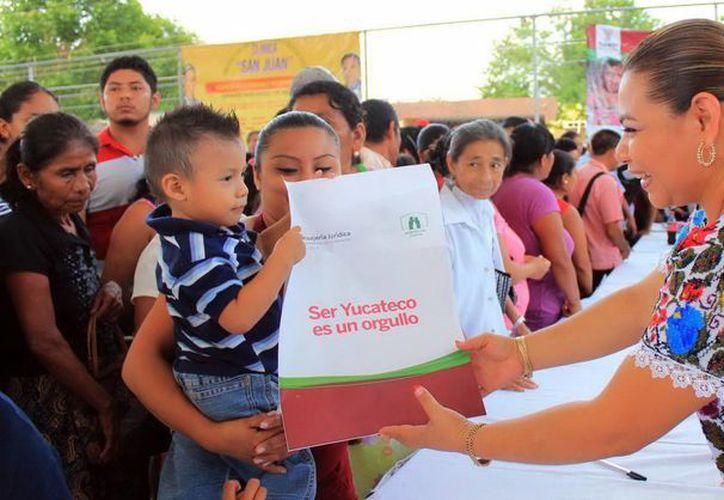 El programa también atendió a personas nacidas en el extranjero. (SIPSE)