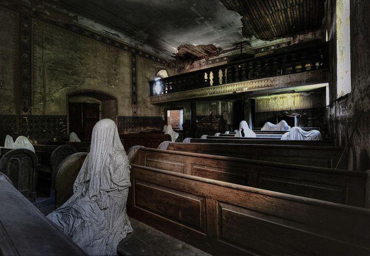 """Un fantasma """"persiguió"""" por varios años a una familia que, en parte por huir de él, se refugió en Yucatán. Sin embargo, no paró de """"acosarla"""" hasta que los integrantes de la familia rezaron por el alma en pena. (Imagen de contexto proporcionara por Jorge Moreno)"""