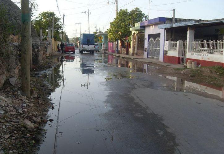 A través de redes sociales, el Ayuntamiento de Ticul anunció el corte del servicio de agua potable. (Archivo/SIPSE)