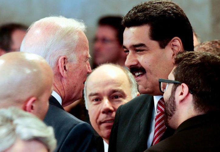 El presidente Nicolás Maduro anunció que los estadounidenses que deseen entrar a Venezuela deberán tramitar previamente un visado. (Notimex)