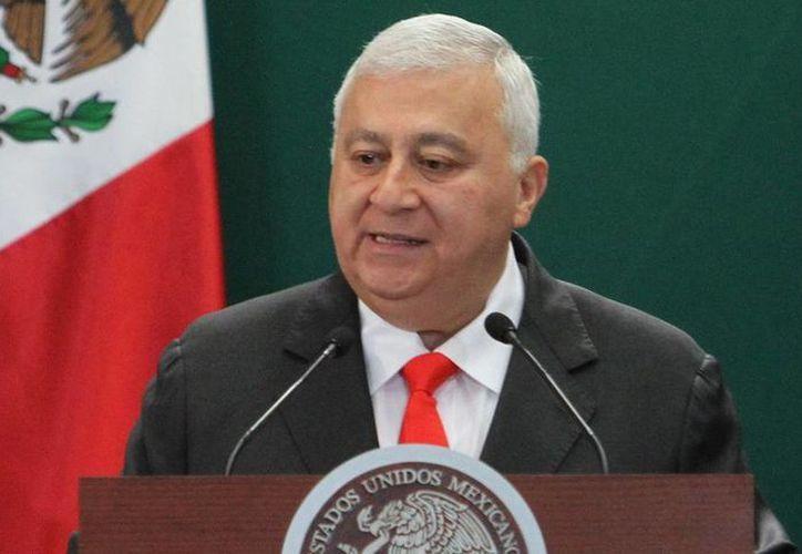 Emilio Chuayffet Chemor aclaró que ninguna manera se cancelaron los exámenes sino que sólo se suspendieron. (Archivo/Notimex)