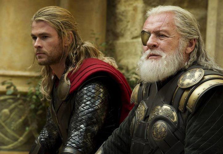 """En su estreno en EU """"Thor: The Dark World"""" recaudó 86.1 mdd. (marvel.com)"""