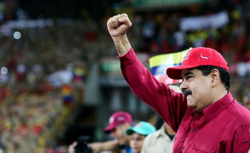"""Anunció la captura el sábado de un supuesto cabecilla de las protestas, quien habría confesado que varios """"diputados de la derecha"""". (Foto: La Jornada)"""