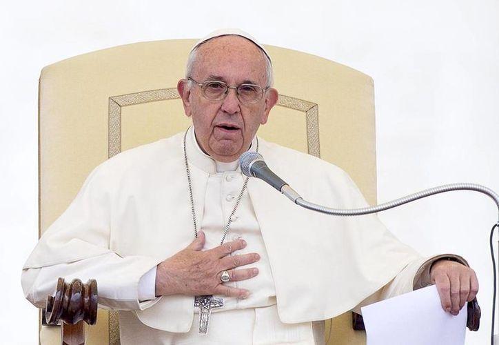 El Papa Francisco visitará Suecia la próxima semana, donde participará en el acto ecuménico del aniversario de la Reforma. (EFE)