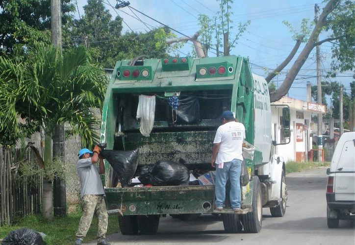 El nuevo relleno sanitario agilizaría la recolección de basura. (Javier Ortiz/SIPSE)
