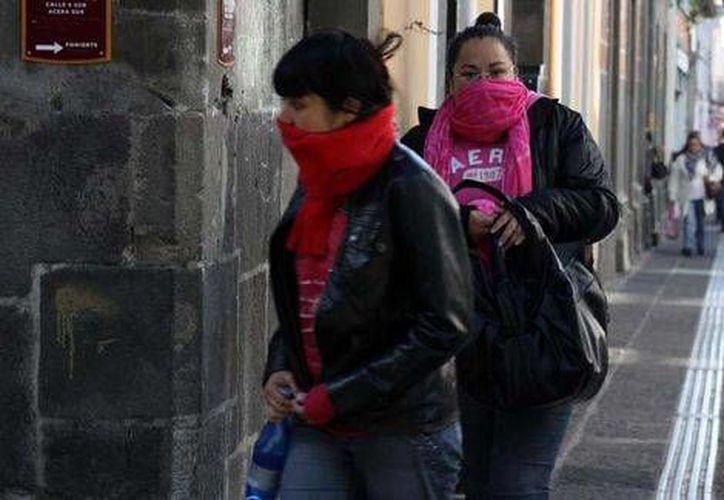 La temperatura máxima en las últimas 24 horas se registró en Puerto Ángel, Oaxaca, con 33.6 grados, y la mínima fue en Temósachic, Chihuahua, con 4.2 grados. (Milenio)