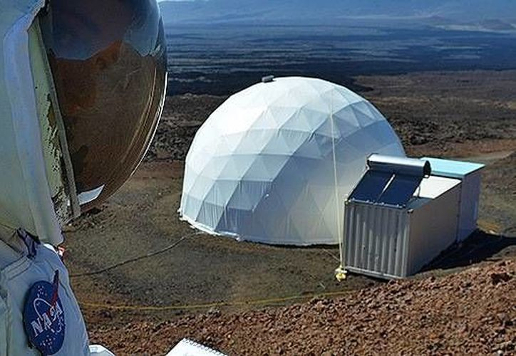 Un viaje a la Antártida podría ofrecer una simulación del estrés al espacio. (hiseas.org)