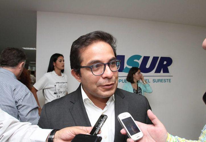 El titular de la Sefotur, Saúl Ancona Salazar, detalló que el nuevo vuelo directo Mérida-Miami iniciará con cinco vuelos semanales los lunes, jueves, viernes, sábados y domingos. (SIPSE)