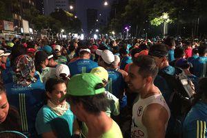 Una fiesta, el Maratón de la Ciudad de México