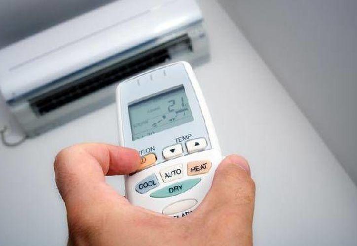 Recomiendan restringir el uso del aire acondicionado para reducir el consumo de electricidad. (Contexto/Internet)